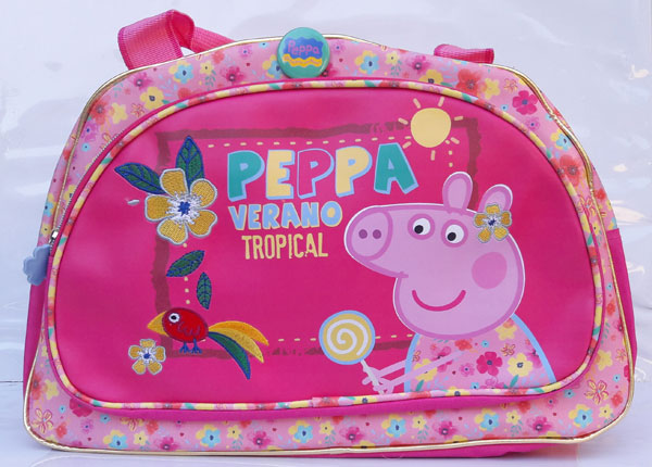 Športová taška Peppa Pig Tropic