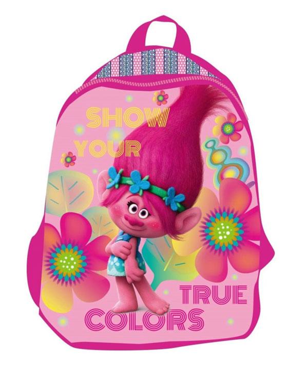 Detský batoh Trollovia Poppy 29 cm
