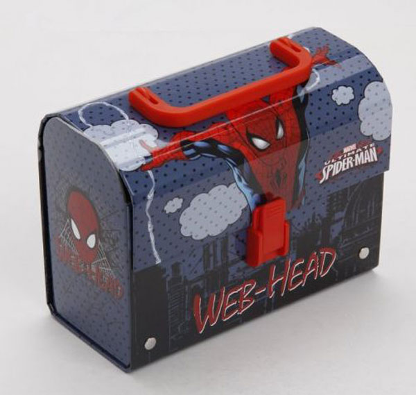 maly kufrik spiderman web head
