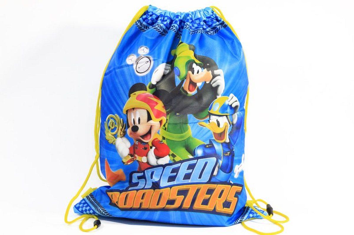 Taška na telocvik a prezúvky Mickey