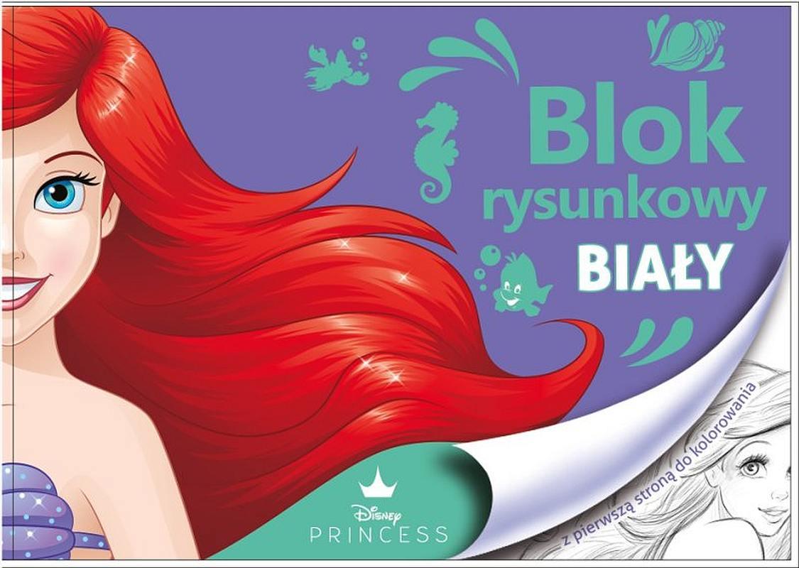 BENIAMIN Blok na kreslenie s omaľovánkou Ariel Papír, 29x21 cm