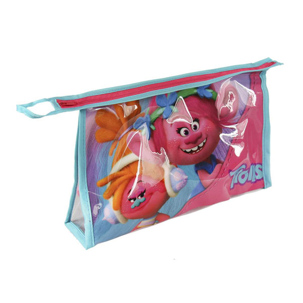 Kozmetická taška vybavená Trollovia