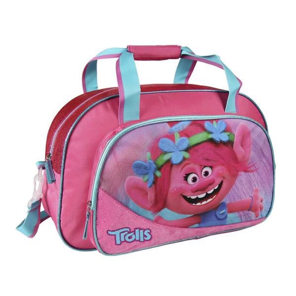 Športová taška Trollovia Poppy 50 cm