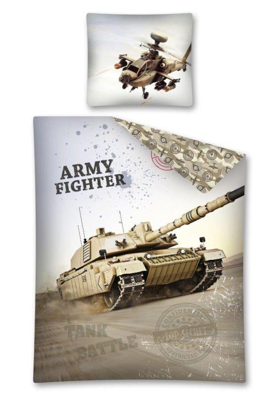 Obliečky Tank 140/200, 70/80