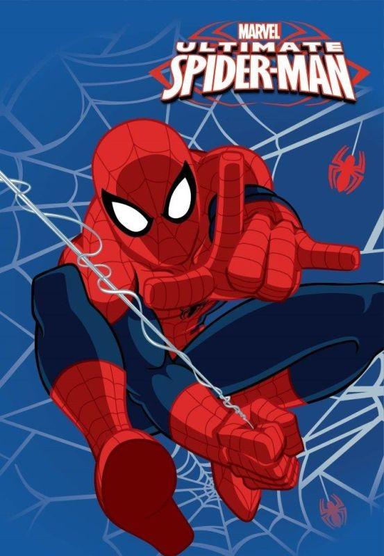Detský uterák Spiderman 60/40