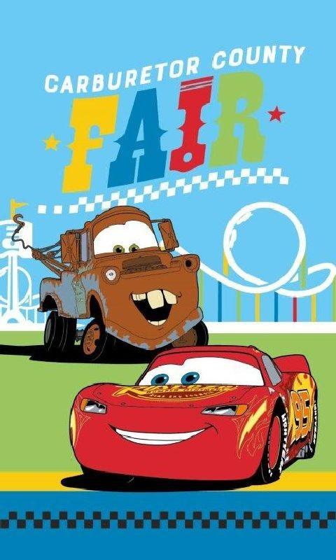 Detský uterák Cars Fair 50/30