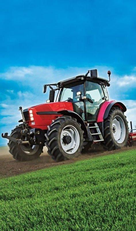 Dětský uterák Traktor 50/30