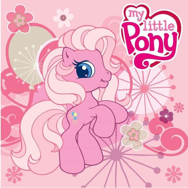 Magický ručník My Little Pony ružový 30/30