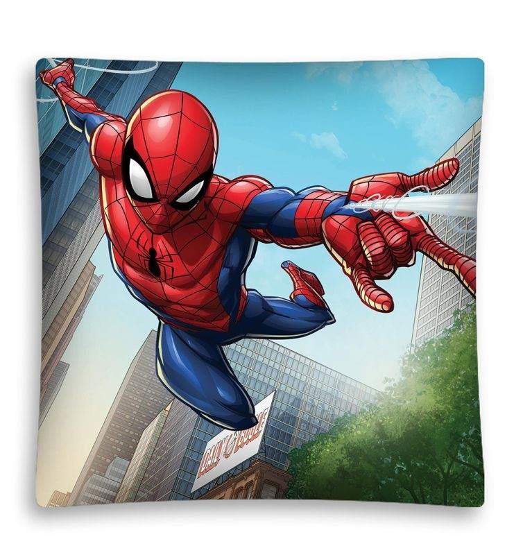 Obliečka na vankúšik Spiderman 40/40