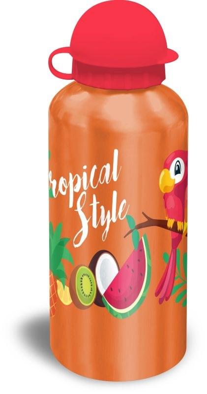 EUROSWAN ALU fľaša Tukan oranžová  Hliník, Plast, 500 ml