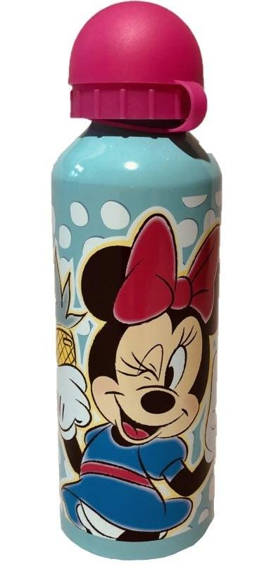 EUROSWAN ALU fľaša Minnie green  Hliník, Plast, 500 ml