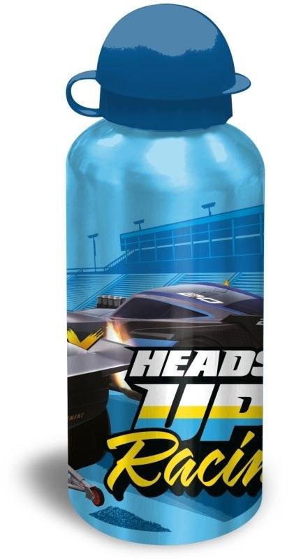 EUROSWAN ALU fľaša Cars racing  Hliník, Plast, 500 ml
