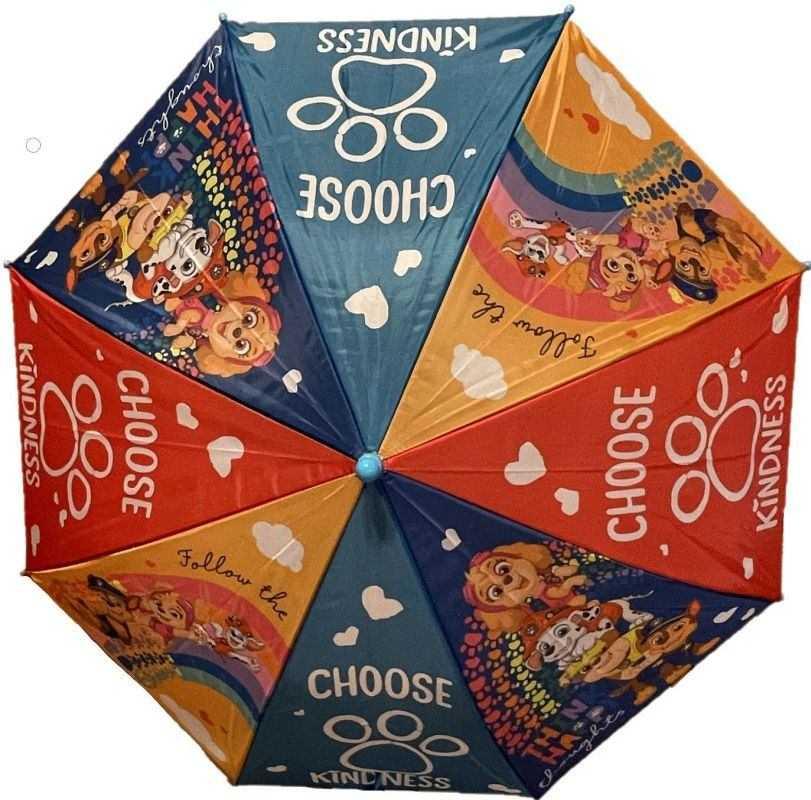 EUROSWAN Vystreľovací dáždnik Paw Patrol Choose Polyester, průměr 85 cm