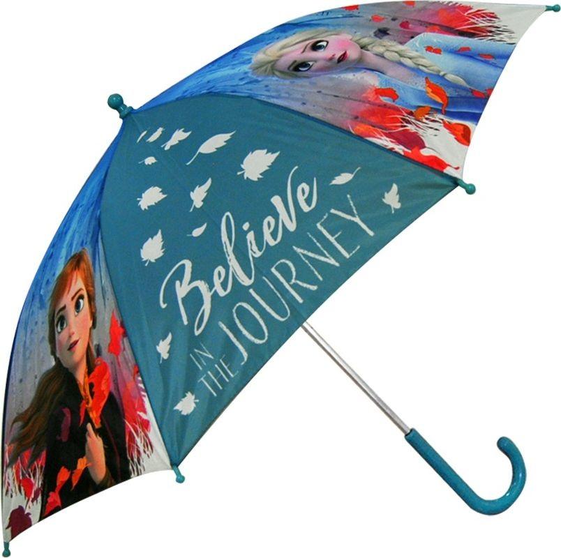 EUROSWAN Vystreľovací dáždnik Ľadové Kráľovstvo 2 Anna a Elsa Polyester,