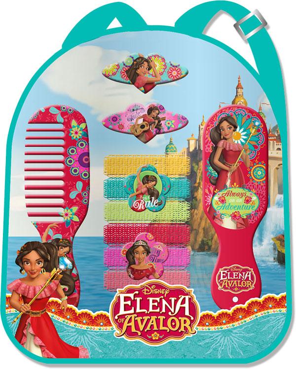 Sada vlasových doplnkov v batôžku Princezná Elena z Avaloru