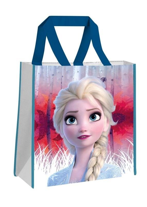 EUROSWAN Detská nákupná taška Ľadové Kráľovstvo 2 Elsa Polypropylen, 38 cm