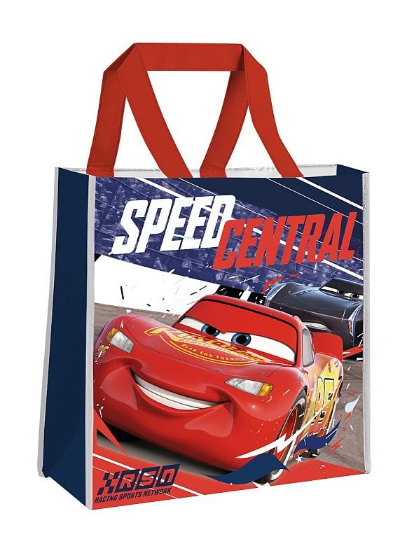 EUROSWAN Detská nákupná taška Cars Central  Polypropylen, 38 cm