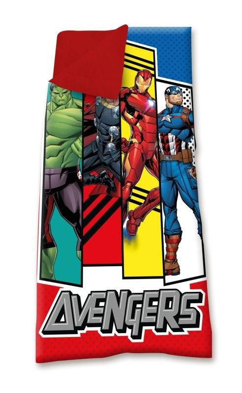 EUROSWAN Spací vak Avengers  Polyester, 68/138 cm