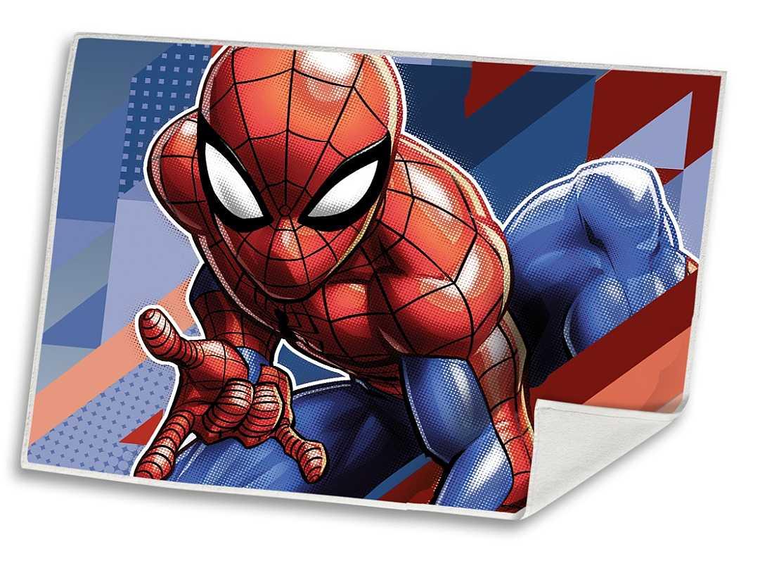 EUROSWAN Detský uteráčik Spiderman  Polyester, 30/40 cm