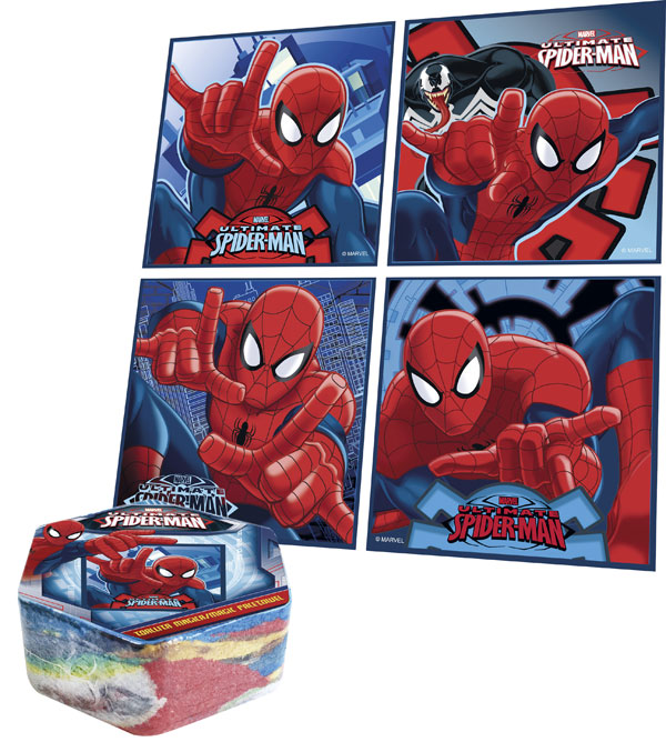 Magický uterák Spiderman 30/30