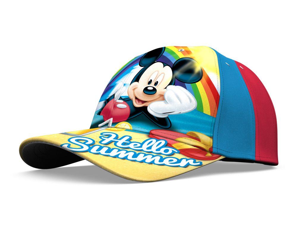 Šiltovka Mickey Summer vel. 52