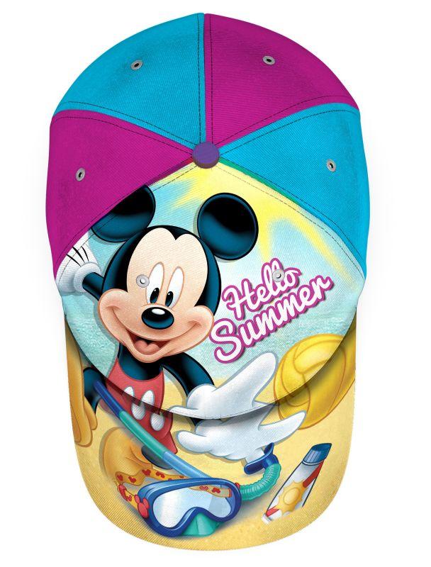 Šiltovka Mickey potápač vel. 52