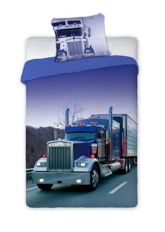 Obliečky Kamion 140/200, 70/90