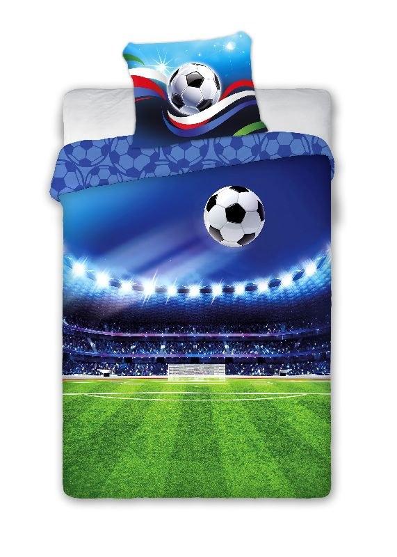FARO Obliečky Futbal  Bavlna, 140/200, 70/90 cm
