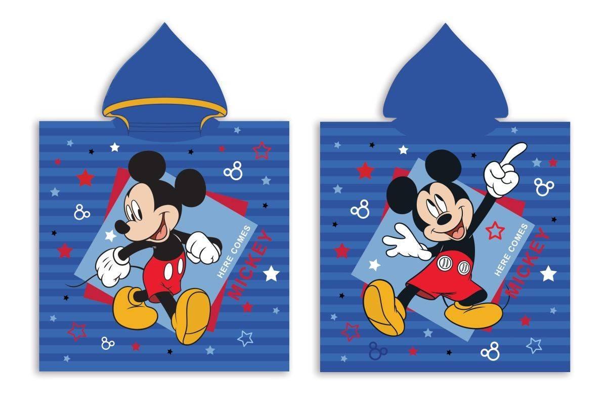 FARO Pončo Mickey micro  Polyester - mikrovlákno, 50/100