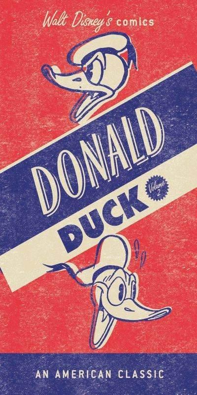 Osuška Káčer Donald klasik 70/140