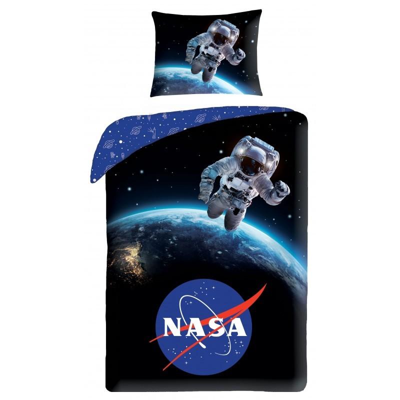 HALANTEX Obliečky vo vaku NASA astronaut  Bavlna, 140/200, 70/90 cm