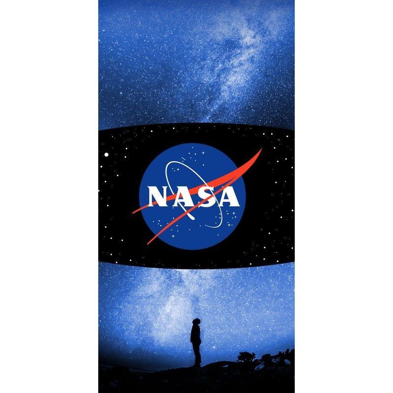 HALANTEX Osuška NASA obloha  Bavlna - Froté, 70/140 cm