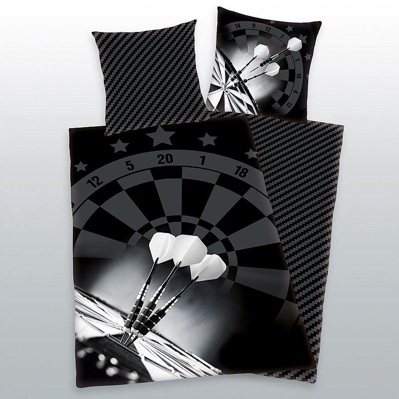 HERDING Obliečky Šipky micro  Polyester - mikrovlákno, 140/200, 70/90 cm