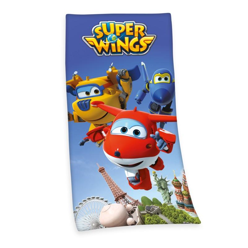 Osuška Super Wings 75/150