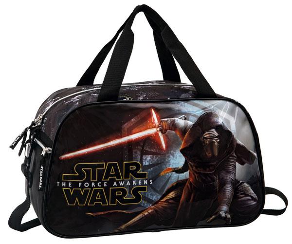 Športová taška Star Wars VII Black 45 cm