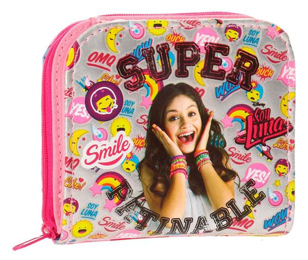 Peňaženka Soy Luna Smile 11 cm