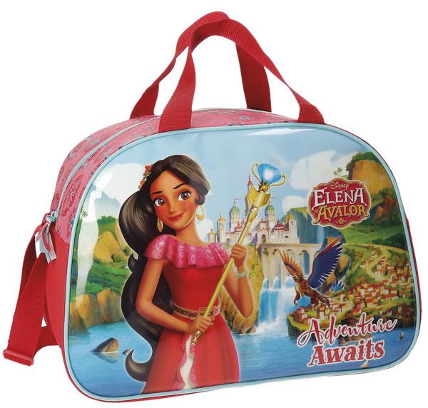 Športová taška Princezná Elena z Avaloru 40 cm