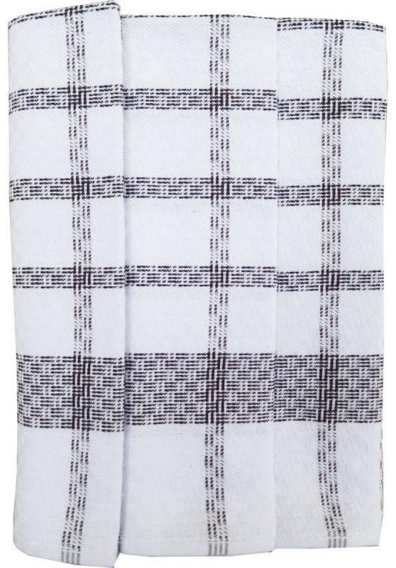 Polášek Kuchynské utierky z Egyptskej bavlny 3 ks vzor č.54 Bavlna