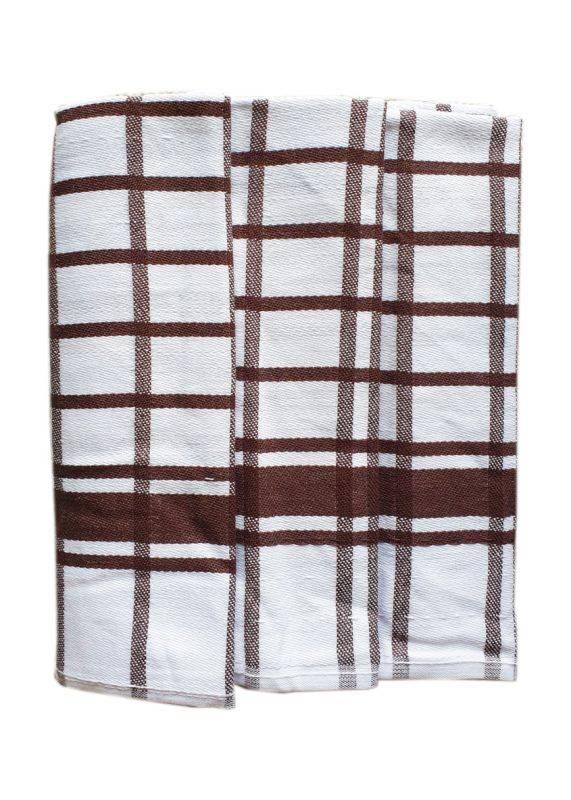 Polášek Kuchynské utierky z Egyptskej bavlny 3 ks vzor č.57 Bavlna