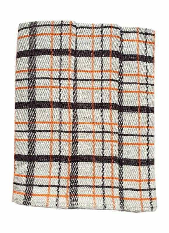 Polášek Kuchynské utierky z Egyptskej bavlny 3 ks vzor č.80 Bavlna