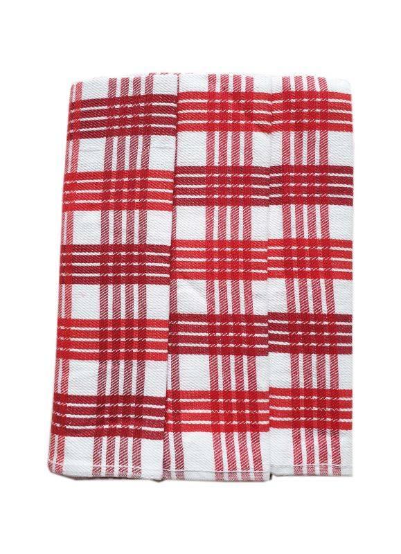 Polášek Kuchynské utierky z Egyptskej bavlny 3 ks vzor č.83 Bavlna
