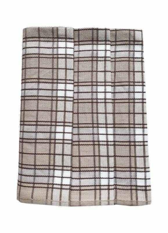Polášek Kuchynské utierky z Egyptskej bavlny 3 ks vzor č.85 Bavlna
