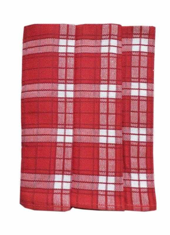 Polášek Kuchynské utierky z Egyptskej bavlny 3 ks vzor č.86 Bavlna