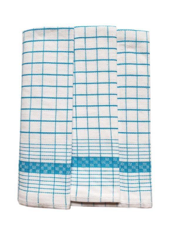 Polášek Kuchynské utierky z Egyptskej bavlny 3 ks vzor č.87 Bavlna