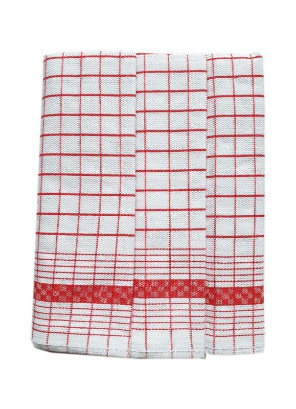 Polášek Kuchynské utierky z Egyptskej bavlny 3 ks vzor č.90 Bavlna