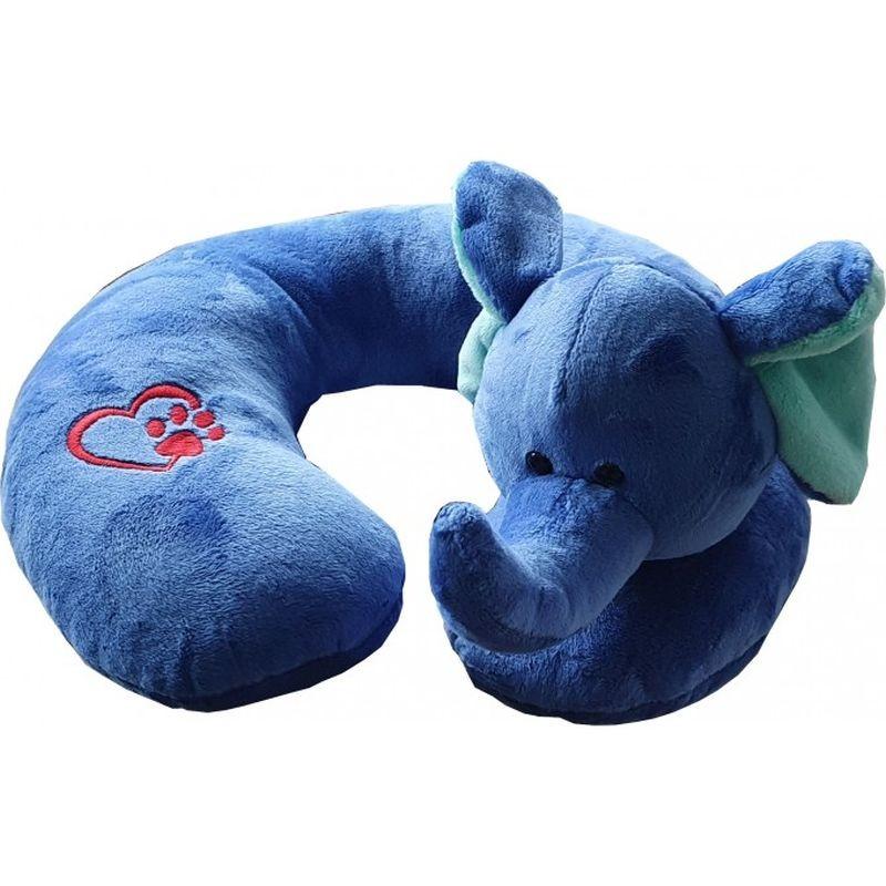 Cestovný vankúšik Slon