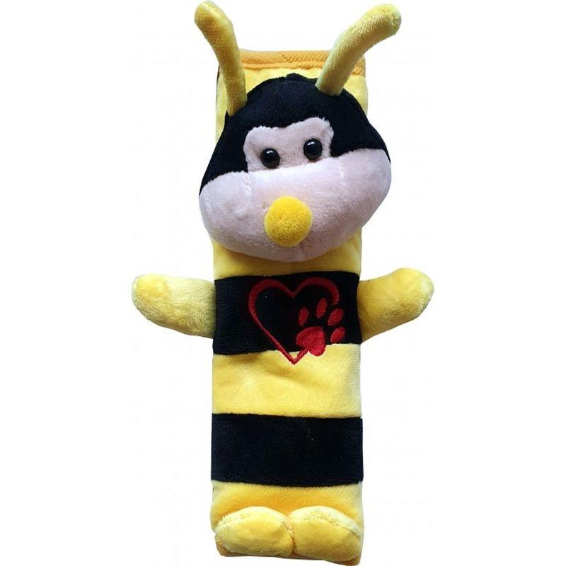 Polstrovanie bezpečnostného pásu Včielka