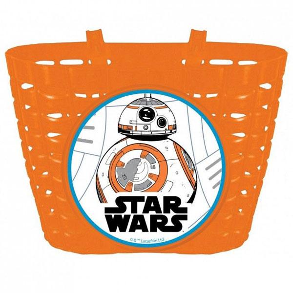 Košík na bicykel Star Wars