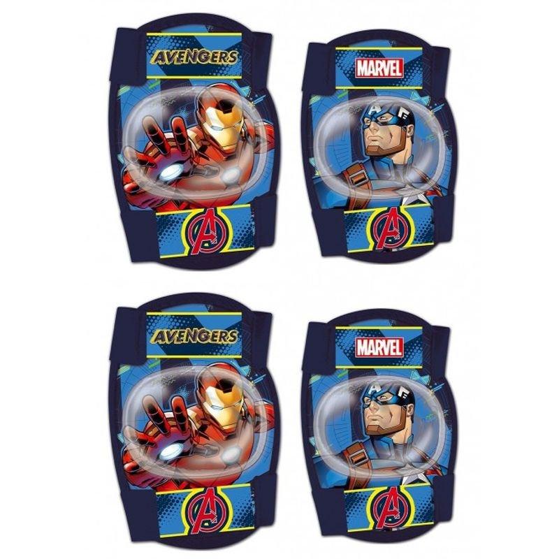 Chrániče kolien a lakťov Avengers