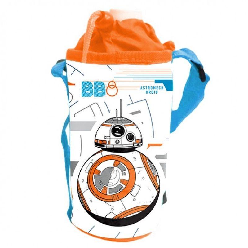 SEVEN Držiak na fľašu Star Wars BB-8  Polyester, plast, kov